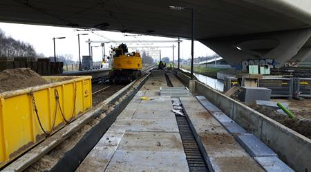 Rail Infrastructure Upgrade Project