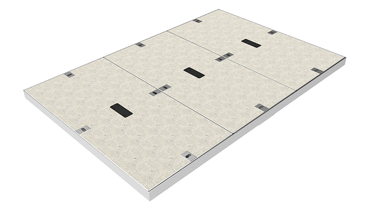 Concrete Cover Render