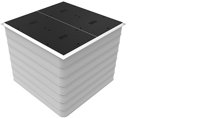 Composite Access Covers | Cubis Systems