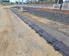 Pakenham Rail Stabling Yards Development