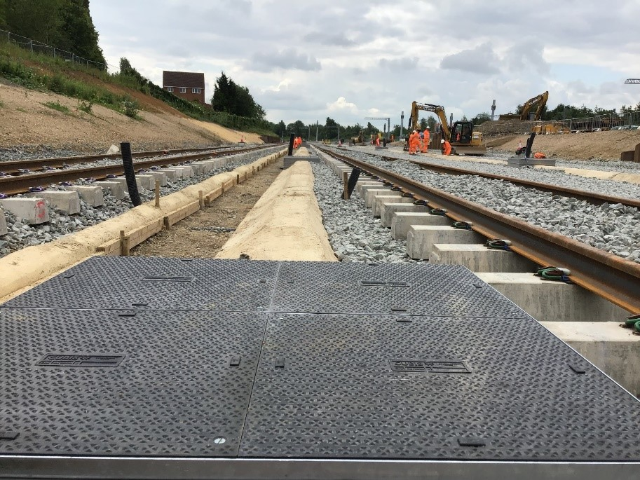 Kettering Electrical Stabling Project