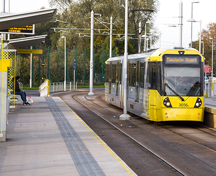 Manchester Metrolink Expansion Project